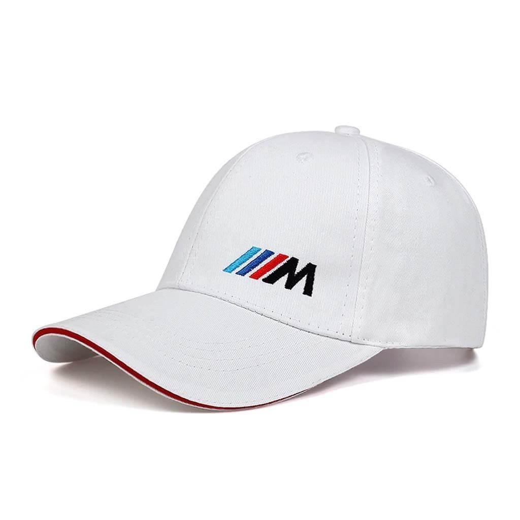 """Белая Кепка """"BMW M Motorsport"""""""