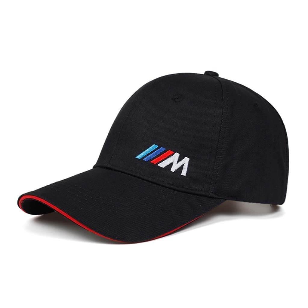 """Черная Кепка """"BMW M Motorsport"""""""