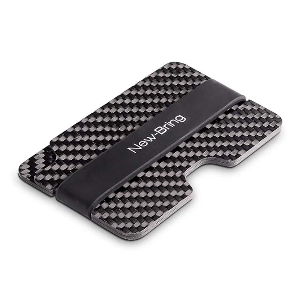 Карбоновый кардхолдер для банковских карт с RFID-защитой