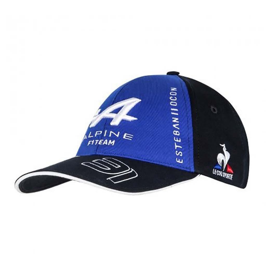 Double Pilote Alpine F1 Team