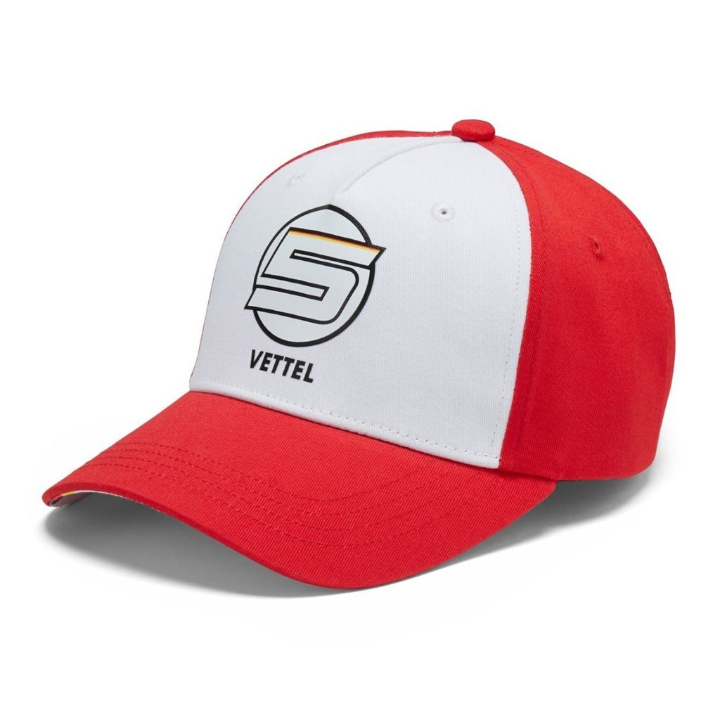 Scuderia Ferrari Sebastian Vettel Baseball