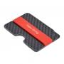 Карбоновый кардхолдер-кошелек для банковских карт с RFID-защитой