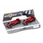 Модели Ferrari F1 F2008 Constructors Champions Kimi Raikkonen&Felipe Massa – 1:43