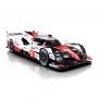 Модель Toyota TS050 Hybrid No.8, 24h Le Mans 2017 – 1:43