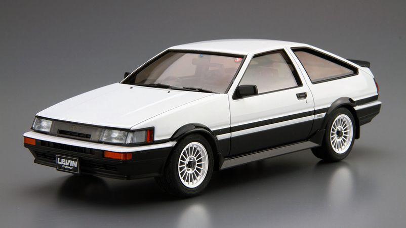 Toyota Levin Sprinter-Trueno AE86